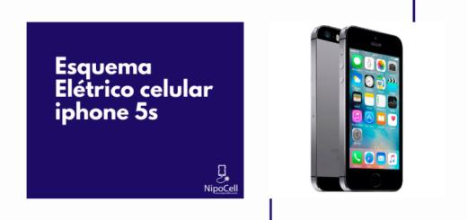 manual de serviço Iphone 5s